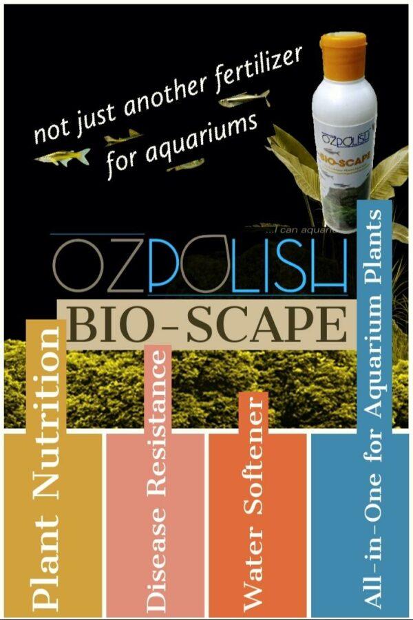 OZPOLISH Bio-Scape